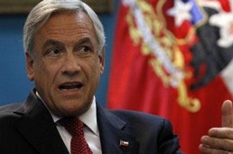 O presidente chileno Sebastián Piñera defende a legislação atual sobre abortro