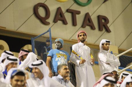 Povo do Qatar é louco por futebol e estão ansiosos pelo Mundial