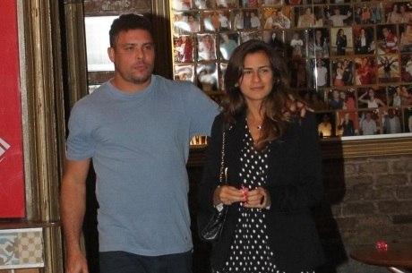 Ronaldo e Paula Morais superam crise em Ibiza