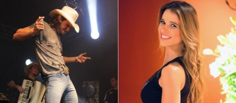 Mariano, da dupla com Munhoz, está namorando Dani Bananinha