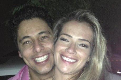 Fani está namorando Marcio Alvino, prefeito de Guararema