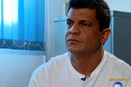 Sandro Dota fala sobre crime ao Domingo Espetacular, da Record