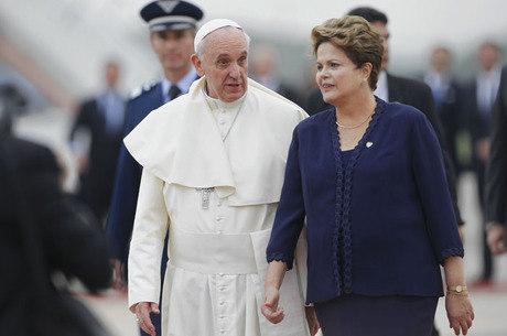 Papa terá agenda cheia no terceiro dia de visita ao Brasil