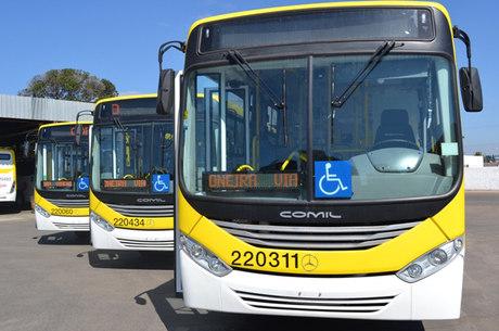 Nova frota de ônibus começa a rodar nesta segunda-feira (29) em Itapoã e Paranoá