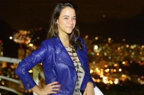 Miá Mello volta à emissora Globo após fim de programa