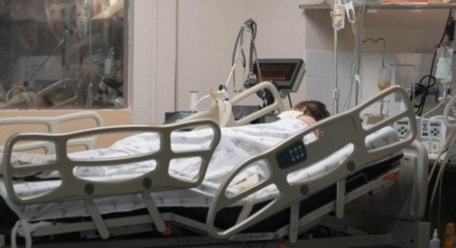 Desde janeiro, 1.326 pessoas foram hospitalizadas por influenza, 99 na UTI