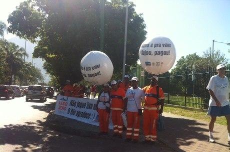 Prefeitura fez ações de conscientização sobre a nova lei do lixo