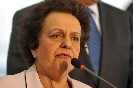 Eleonora comemorou a sanção de lei que protege mulheres
