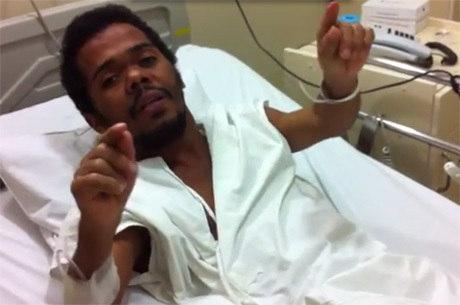 Fernando da Silva Candido estava internado há mais de um mês