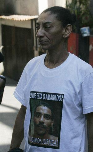 Família de Amarildo quer declaração de morte e indenização do Estado ... 2d33253fa067d