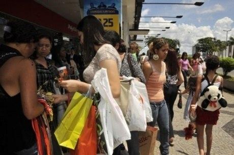 Comércio do Distrito Federal registrou queda de 0,23% nas vendas no mês de outubro na comparação com setembro