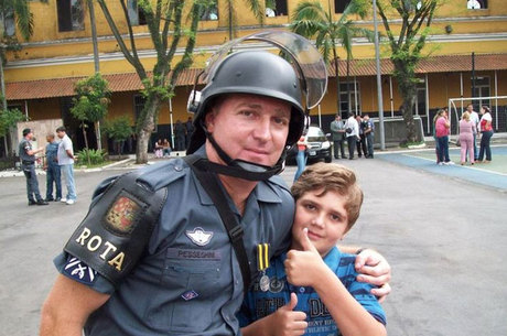 Marcelo seria o autor do tiro que matou o pai, segundo polícia