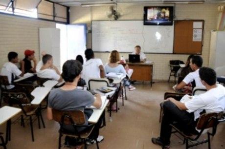 Os colégios privados tiveram queda de resultado nos anos finais do ensino fundamental e também no ensino médio