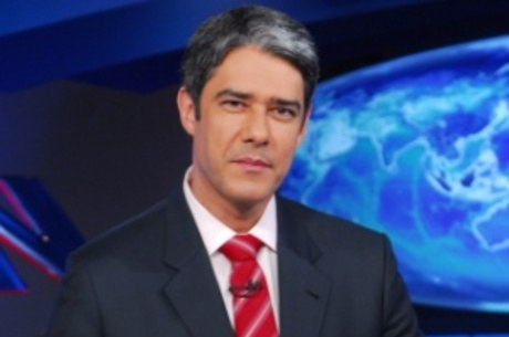 William Bonner é o âncora do Jornal Nacional desde 1996