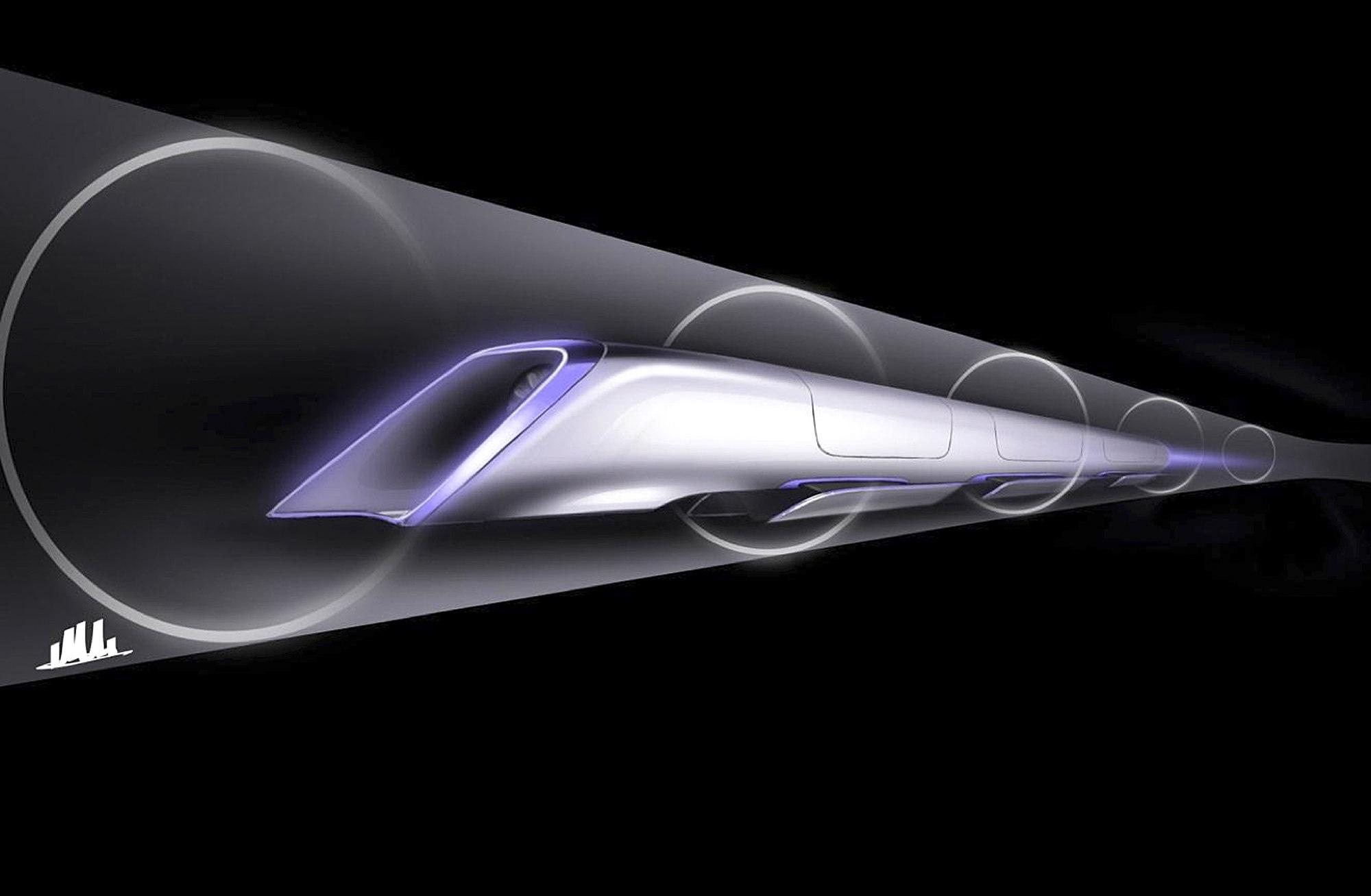 Túnel ultra-rápido de Elon Musk vai mesmo acontecer