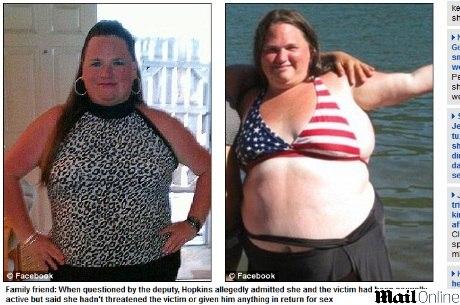 Sarah Beth costuma postar fotos provocativas em sua página no Facebook e acredita-se que ela tenha feito outras vítimas