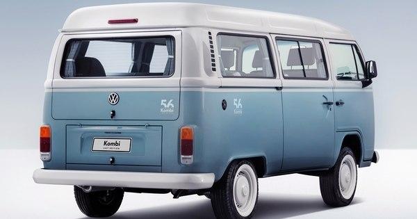 Relembre Os 56 Anos Da Volkswagen Kombi Fotos R7 Carros