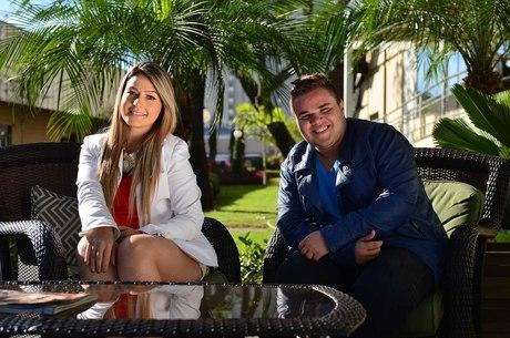 Camila e Haniel são os mais novos contratados da Sony