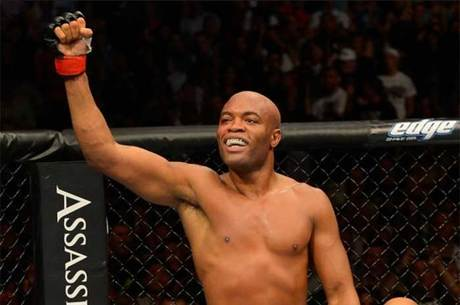 Anderson Silva é o principal nome do MMA brasileiro