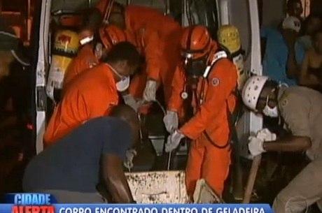 Polícia encontrou corpo de funcionário público dentro de geladeira