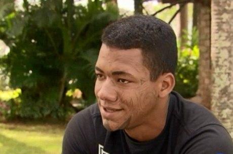 Jovem está vivendo em um abrigo e denuncia lutas clandestinas em que o objetivo é machucar o adversário