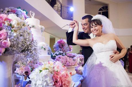 Susana e João gastaram mais de R$ 100 mil para realizar o casamento que planejaram por dois anos e meio