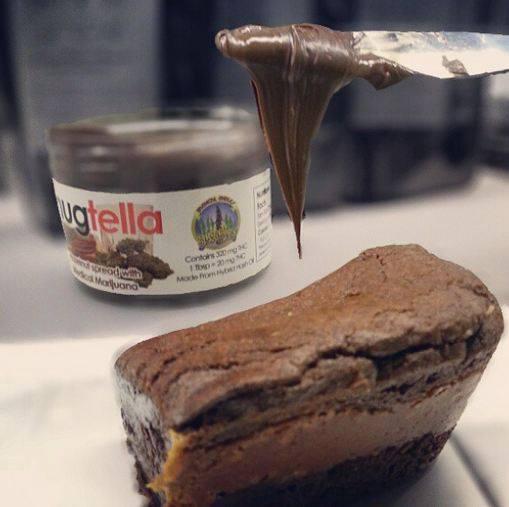 Empresa americana cria Nutella com maconha medicinal