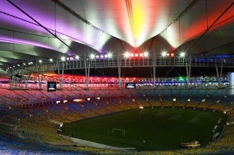 Maracanã: palco da final da Copa do Mundo 2014