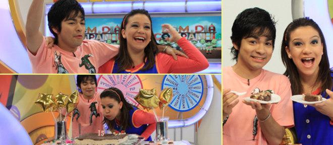 Priscilla Alcântara e Yudi foram colegas em programa no SBT. A apresentadora hoje critica o peão da Fazenda