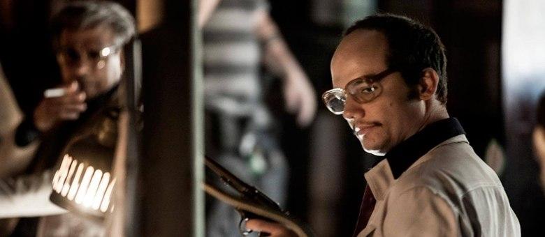 """Em """"Serra Pelada"""", Wagner Moura é o bandido Lindo Rico. O papel é pequeno, mas o personagem se destaca no filme"""