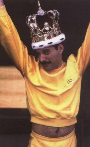 Freddie Mercury é, até hoje, uma das maiores vozes do rock