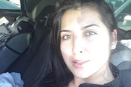 Priscila pires aparece com rosto mais magro após ter seu segundo filho