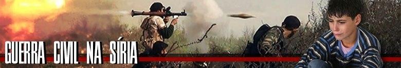 Guerra civil na Síria: veja a cobertura completa