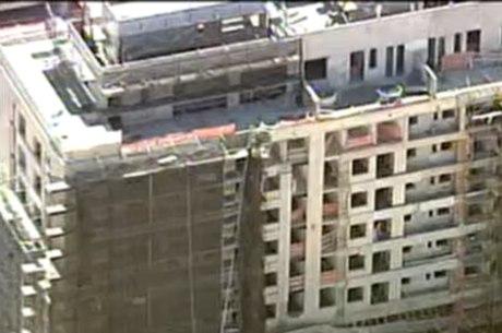 Setor Habitacional Noroeste tem prédios prontos e vários outros em construção. Metro quadrado lá custa R$ 10 mil