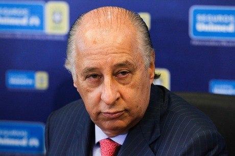Del Nero defendeu José Maria Marin das acusações de corrupção