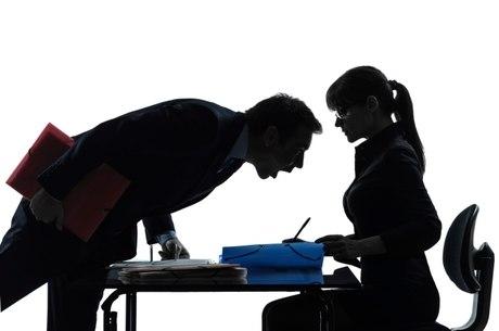 Entre as mulheres, 25% disseram já ter sofrido assédio sexual