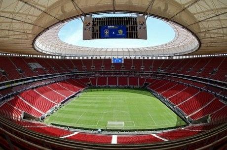 Brasília teve gasto de R$ 49 milhões com estrutura temporária