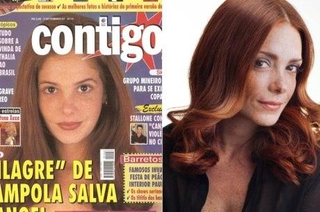 """Karla Muga diz que """"não faz sentido voltar a fazer novelas"""""""