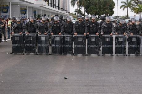 Secretário Sandro Avelar afirmou que, apesar de confrontos, dia foi considerado tranquilo