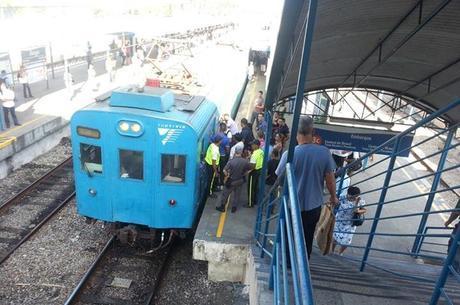 Caso ocorreu na estação de trêm Maracanã por volta das 15h