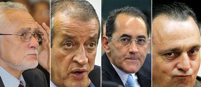 Ainda com mandato, José Genoino (PT-SP), Valdemar Costa Neto (PR-SP), João Paulo Cunha (PT-SP) e Pedro Henry (PP-MT) foram condenados no processo do mensalão. Eles podem manter convênio médico se quiserem