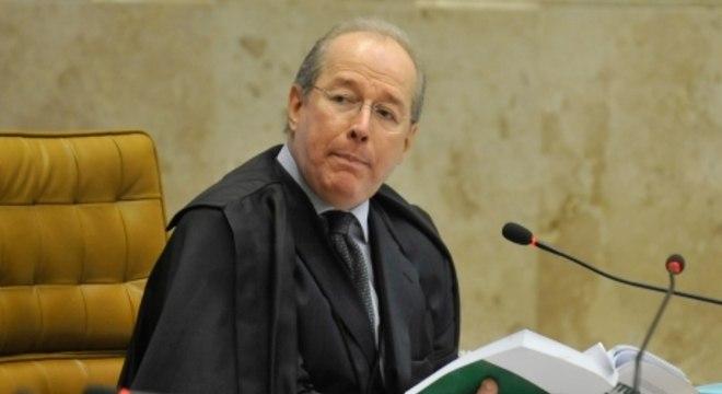 Ministro Celso de Mello não reconheceu competência do STF para proibir ato