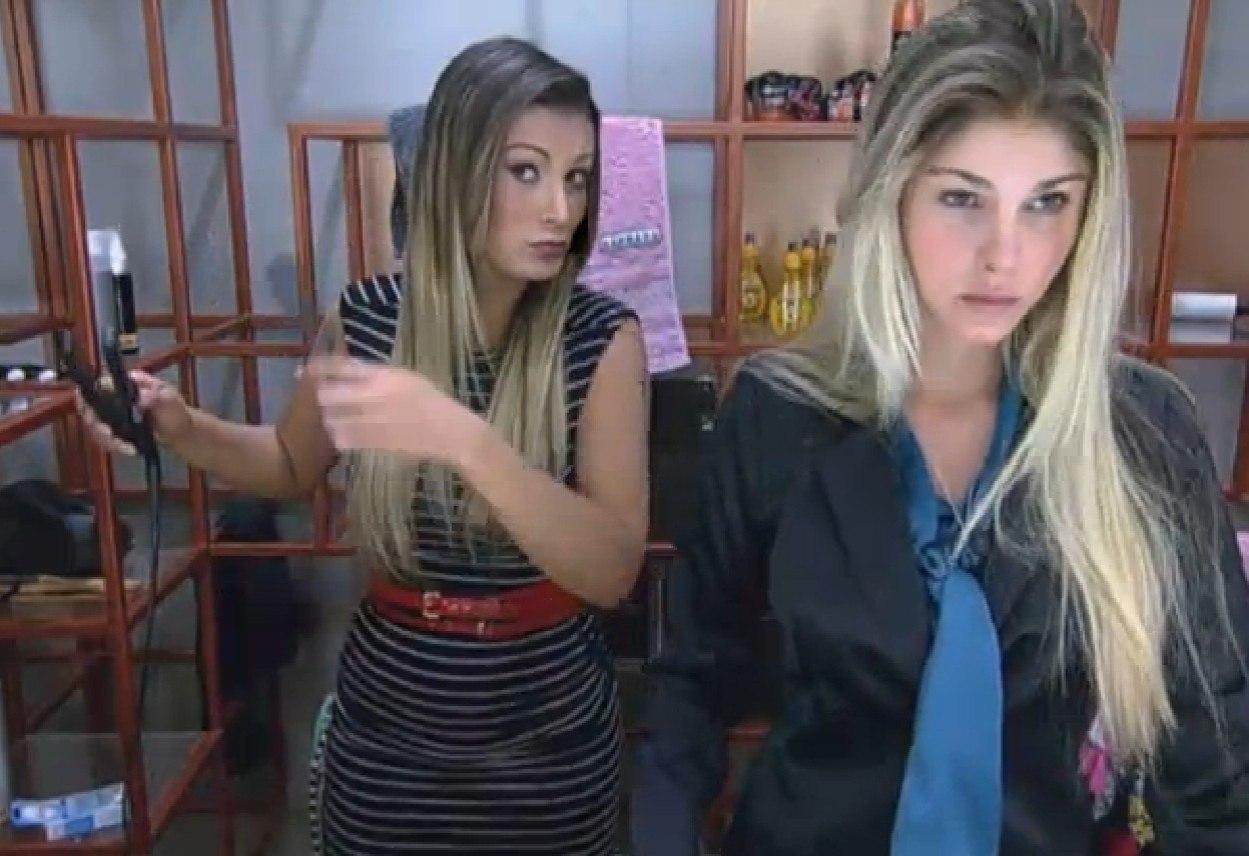 Fora Da Fazenda Andressa Detona Bárbara Evans Interesseira Falsa
