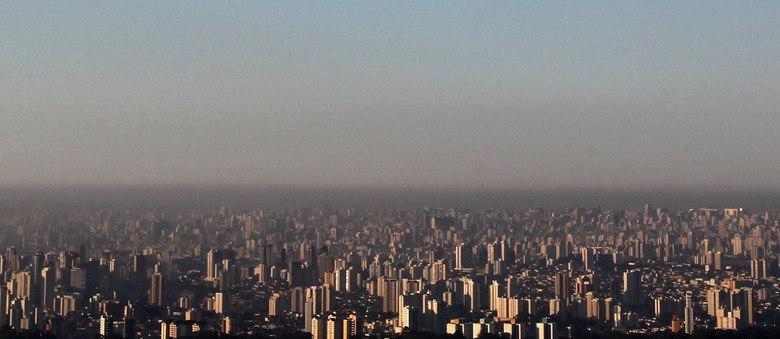 Pesquisa do Ibope mostrou que a poluição do ar é considerada problema grave ou muito grave para 91% dos paulistanos
