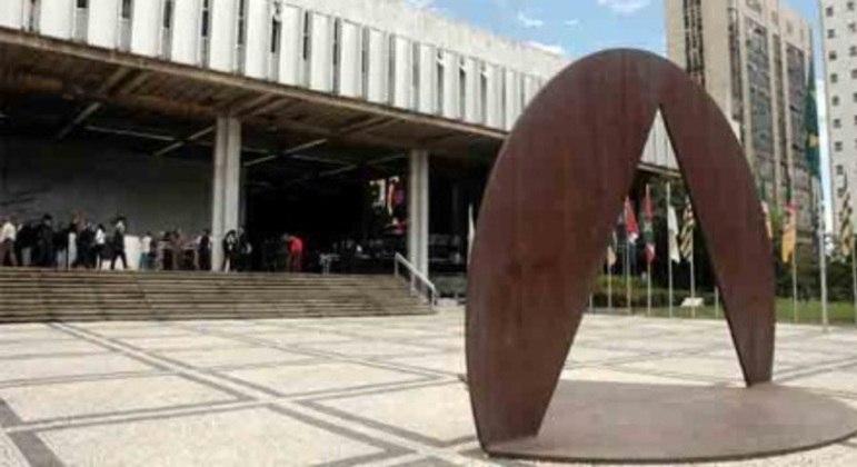 Circulação na Assembleia de Minas será restrita às terças, quartas e quintas