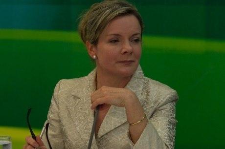 Ministra da Casa Civil, Gleisi Hoffmann deve disputar no Paraná