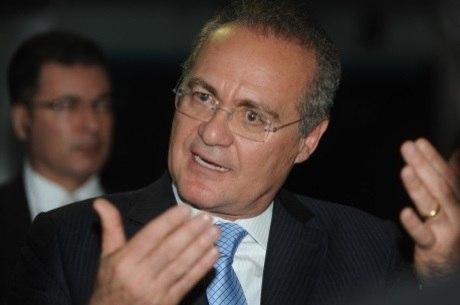 Renan Calheiros garante que não falta comida na residência oficial