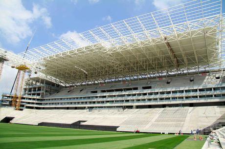 Itaquerão receberá a abertura da Copa 2014