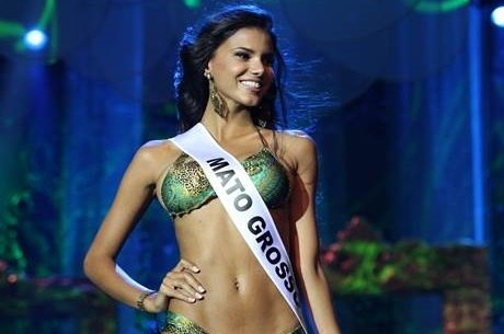 Miss Mato Grosso foi eleita a Miss Brasil 2013 neste sábado (28)