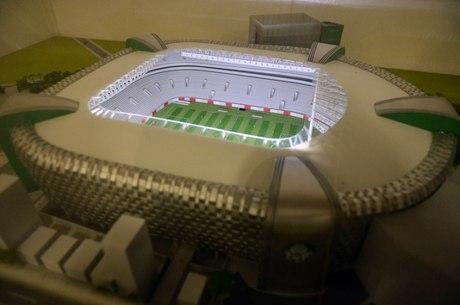 Última previsão oficial é que Allianz Parque ficaria pronto em abril